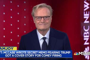 Lawrence O'Donnell on Trump, Giuliani, and the Russia probe