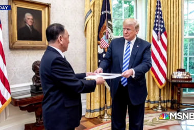 David Corn: 'Trump seems to be so easily played'