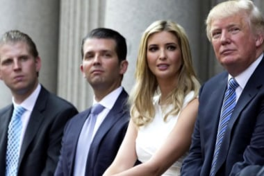 New York A.G. files fraud lawsuit against Trump family, foundation