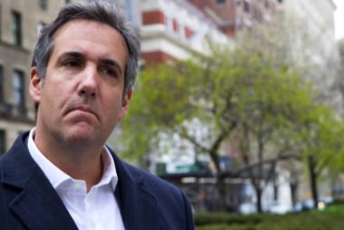 Will Michael Cohen turn on Trump?
