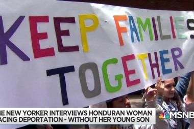 Local groups work where Trump fails to reunite kids with parents