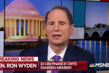 Wyden blocks Trump nominee over administration stonewalling