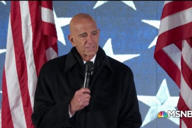 Tom Barrack draws Mueller's eye to UAE, Saudi Arabia: NYT