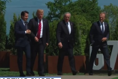 Congressman: Trump's action at the G7 were a 'surprise'