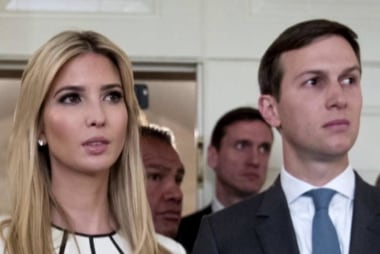 Ivanka Trump, Jared Kushner made at least $82M while working in WH