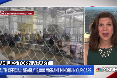 Dr. Linton talks health risks of separating migrant children from parents