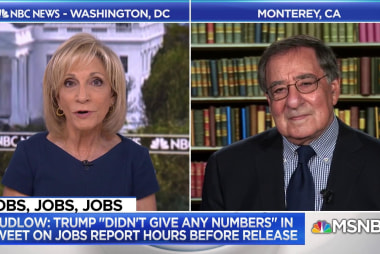 Leon Panetta talks trade, North Korea negotiations