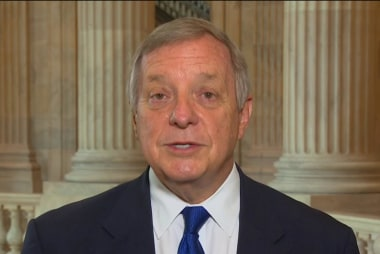 Mitch McConnell is inconsistent on SCOTUS pick: Durbin