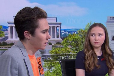 Hogg siblings on how activism helps with healing