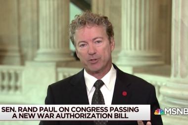 Sen. Paul: It's unknown if a POTUS can pardon themselves