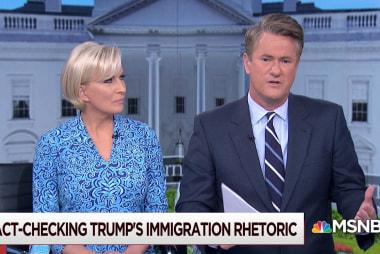 Fact-checking Trump's immigration rhetoric