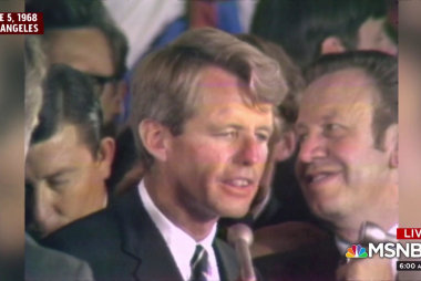 Remembering the legacy of RFK 50 years later
