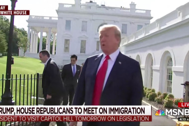 Trump to meet with GOP on immigration; what will happen?
