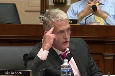 Joe: Trey Gowdy knows better