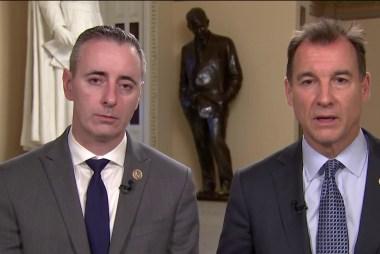 Bipartisan congressional duo return from border visit