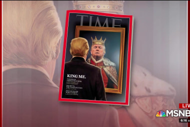 Time explores Trump's war on the Mueller probe