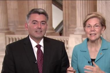 Bipartisan Senate pair team up on marijuana bill