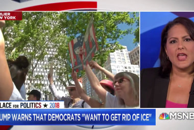 Abolish ICE? What's on the Democratic midterm agenda?