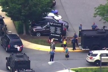 'We do have injuries,' officials at Maryland shooting