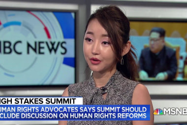 North Korean defector:  'They don't know they are slaves'