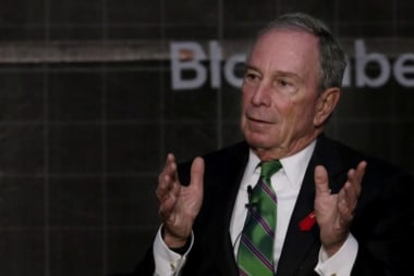 Bloomberg's midterm race investments raise questions about 2020 run