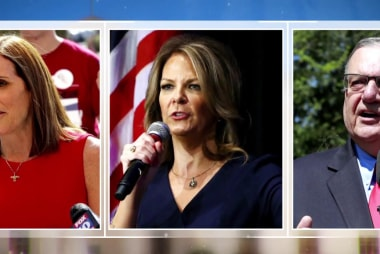 Midterm candidates react to Trump family separation policy