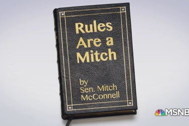Mitch McConnell's floating rules of fairness for Supreme Court pick