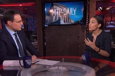 Alexandria Ocasio-Cortez: What Nancy Pelosi told me when she called