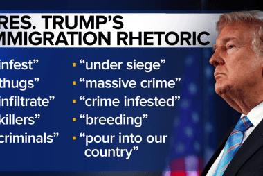 Pletka: Trump immigration rhetoric implies he's appealing to 'nasty, cruel, nativist group'