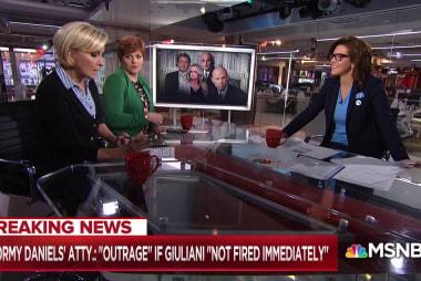 "Mika Brzezinski on Giuliani: ""What a pig"""