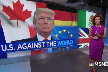 U.S. against the world: Mexico and allies respond to Trump tariffs