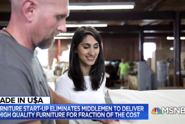 Made in the U$A: Maiden Home furniture