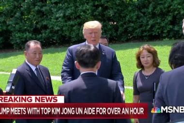 Did North Korea call Trump's bluff?
