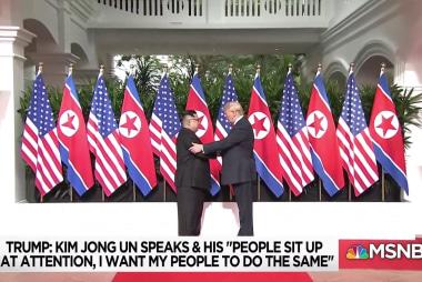 Trump's dictator envy