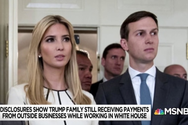 The obvious problems with Jared & Ivanka's $80M earnings