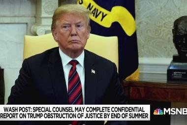 Trump: Mueller is Comey's best friend