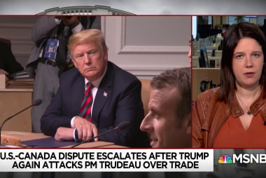 What's really behind Trump's G7 tantrum ?
