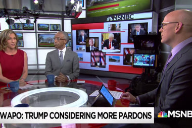 The many  problems with Trump's use of pardons