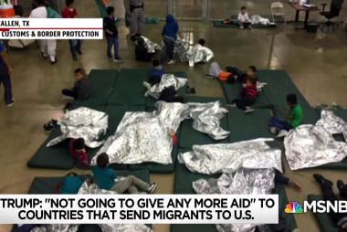 Why family separations may be Trump's 'Katrina moment'