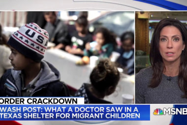 """Separating migrant families will cause """"toxic stress"""" with lasting effects"""