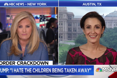 Is Trump using migrant families as a bargaining chip?