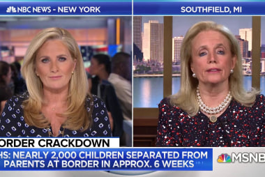 Dem Rep. Dingell: Work with us on immigration, I'd support the wall to stop this