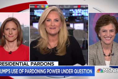 Can Trump's pardons put him in legal jeopardy?