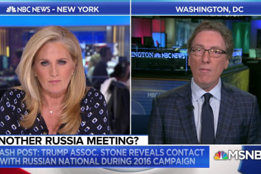 Reporter: Stone said he had 'forgotten' about meeting with Russian National
