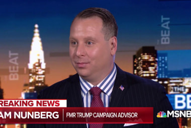 Sam Nunberg speaks out as Mueller circles mentor Roger Stone
