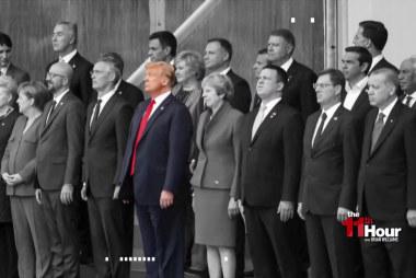Steve Schmidt: Trump NATO attack makes world more dangerous