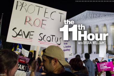 Dems prepare for a fight over Trump's SCOTUS pick Brett Kavanaugh
