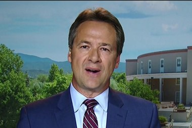 Gov. Bullock on 2018: Dems have to stick to pocketbook issues