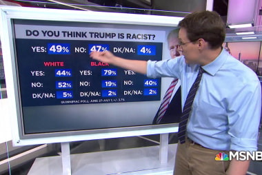 New Poll: 49% believe Trump is racist