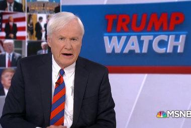 Matthews: The world will be watching the Trump-Putin meeting